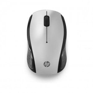 201 Silver Wireless Mouse