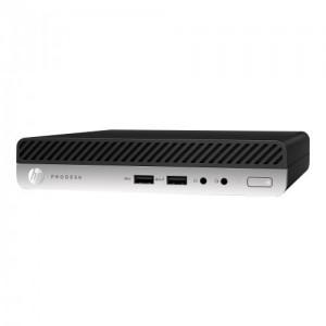 ProDesk 400 G5 DM (i3, 4GB, 500GB, W10H, 1Y)