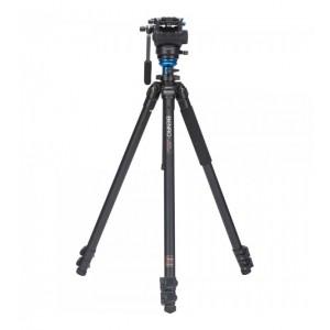 A2573FS4 Profesional Video Tripod