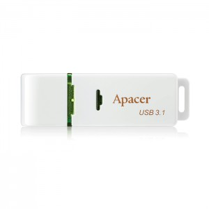 USB3.1 Gen1 Flash Drive AH358 8GB White RP