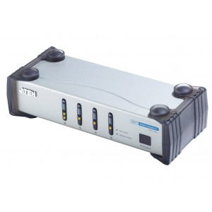 4 Port DVI Video Switch [VS461-AT-G]