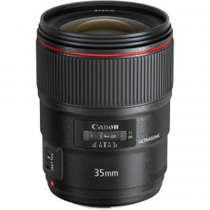 Lens EF35mm f/1.4 L II USM