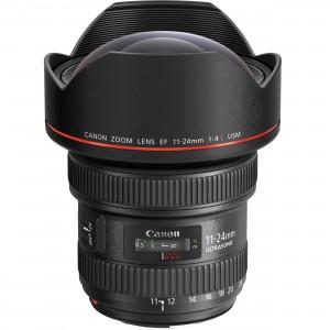 Lens EF11-24 F/4.0 L USM