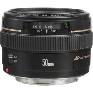 Lens EF50mm f1.4U