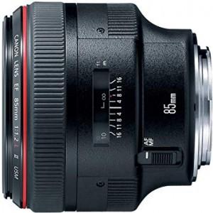 Lens EF85mm f1.2L II U
