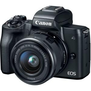 DIGITAL EOS M50 WITH EF-M15-45 IS STM + MEMORY 32GB