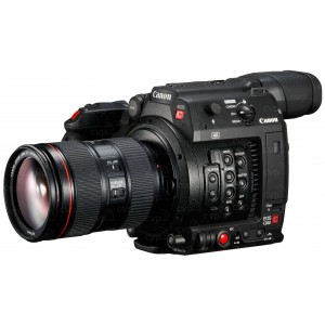 Cinema Camera EOS C200