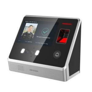 Face Recognition Terminal [DS-K1T605MF-B]