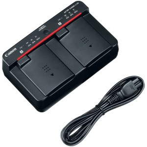 Battery Charger LC-E19E For EOS 1DX II
