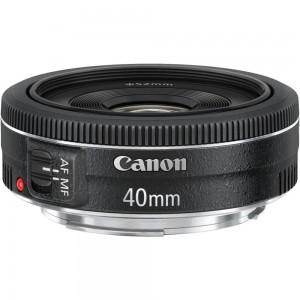 Lens EF40mm f/2.8 STM