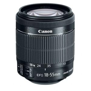 Lens EFS 18-55mm f/3.5-5.6 IS STM