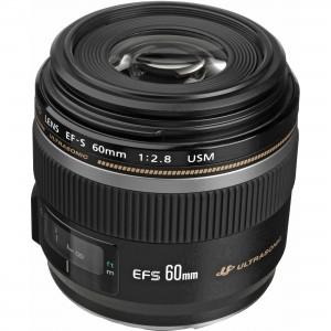 Lens EFS 60mm f2.8 MU