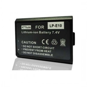 Battery Pack LP-E10 for EOS 1100D