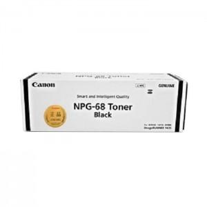Black Toner NPG-68