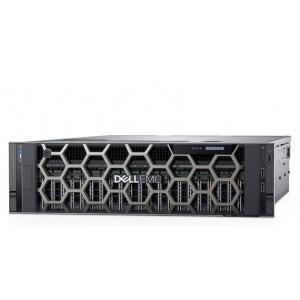 POWEREDGE R940 (2 X INTEL XEON PLATINUM 8260, 4 x 16GB MEMORY, 3 x 2.4TB SAS)
