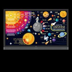 Interactive Flat Panel Display [RP8601K] 86
