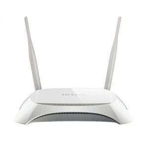 300Mbps 3G/4G Wireless N Router [TL-MR3420]
