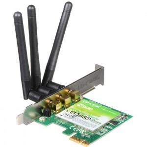 N900 Wi-Fi PCI Express Adapter [TL-WDN4800]