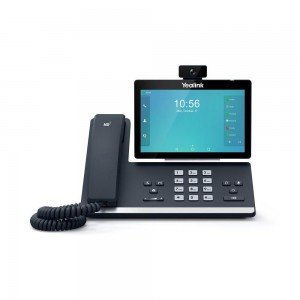 Smart Media Phone IP Video Phone [SIP-T58V]