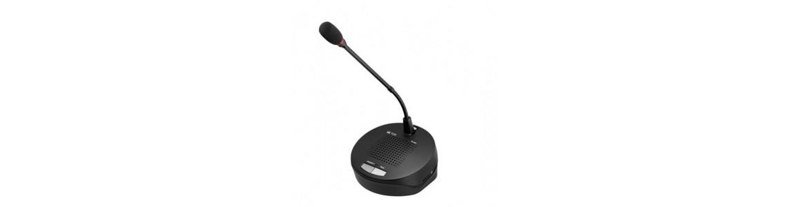 Conference System: audio portable dan aksesoris