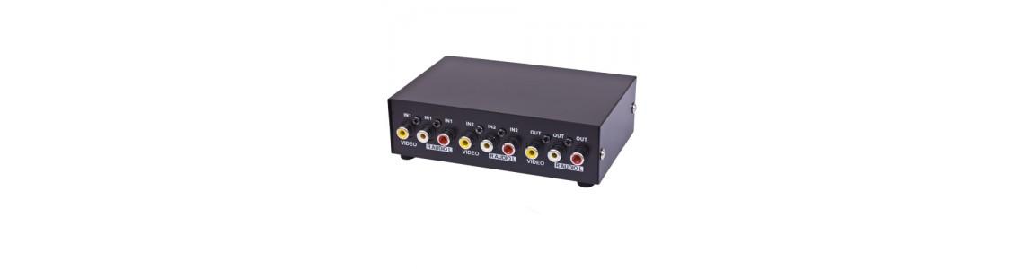 Audio/Video Switch Box