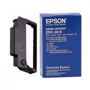 Ribbon Cassette Black ERC-38 (B) [C43S015374]