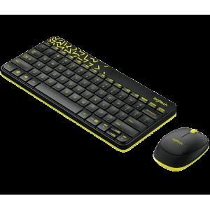 Wireless Desktop MK-240 NANO Combo Wireless