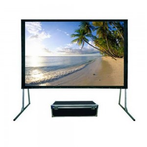 Front Projection Screen 274x366 cm / 180